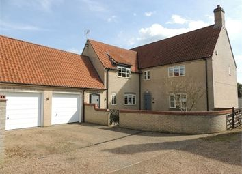 Thumbnail 5 bedroom detached house for sale in Malthouse Croft, Beachamwell, Swaffham