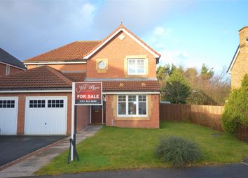 Thumbnail 4 bed detached house to rent in Beechcroft, Usworth, Washington, Tyne & Wear.