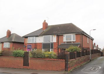 Thumbnail 4 bed semi-detached house for sale in Badsley Moor Lane, Rotherham