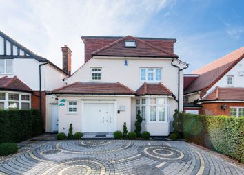 Thumbnail 5 bedroom detached house for sale in Wentworth Road, Golders Green