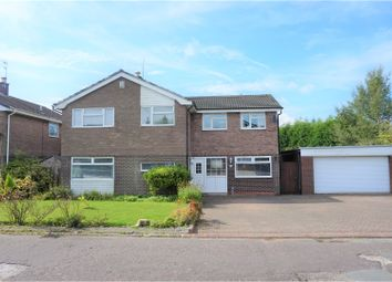 Thumbnail 5 bed detached house for sale in Eastleigh, Skelmersdale
