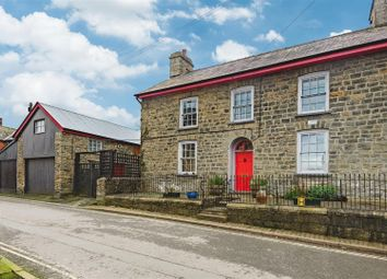 Thumbnail 4 bed end terrace house for sale in Market Street, Builth Wells