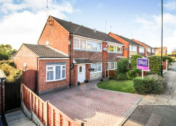 Princethorpe Way, Coventry CV3. 4 bed semi-detached house