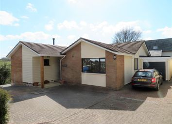 Thumbnail 3 bed detached bungalow for sale in Belle Vue, Holsworthy