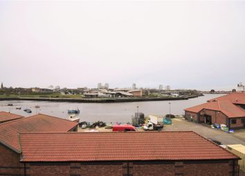 Thumbnail 2 bed flat for sale in Low Street, City Centre, Sunderland
