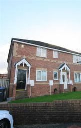 Thumbnail 2 bed flat for sale in Bede Court, Chester Le Street