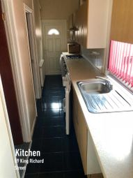 5 bed end terrace house to rent in King Richard Street, Coventry CV2