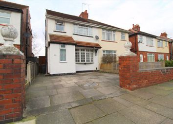 Thumbnail 4 bed semi-detached house for sale in Cobden Road, Southport
