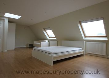 Thumbnail Studio to rent in Chatsworth Road, Willesden Green