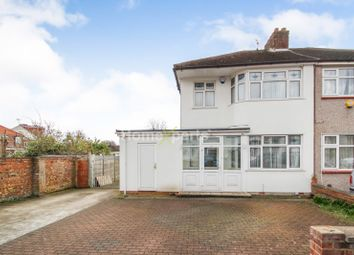 Thumbnail 4 bed semi-detached house to rent in Rembrandt Road, Edgware