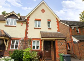 Thumbnail 2 bed end terrace house to rent in Francis Way, Camberley, Surrey