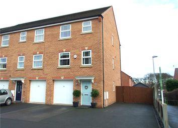 Thumbnail 4 bedroom end terrace house for sale in James Street, Leabrooks, Alfreton