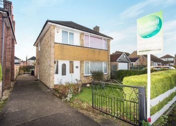 Thumbnail 3 bed detached house for sale in Vaughan Avenue, Hucknall, Nottingham