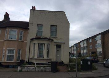 Thumbnail 3 bed end terrace house for sale in Osborne Road, Thornton Heath