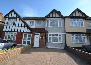 Thumbnail 3 bed terraced house for sale in Otley Drive, Gants Hill, Ilford