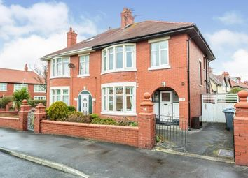 Thumbnail 3 bed semi-detached house for sale in St. Davids Road South, Lytham St. Annes, Lancashire