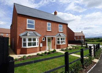Thumbnail 4 bed detached house for sale in Rectory Gardens, Maisemore
