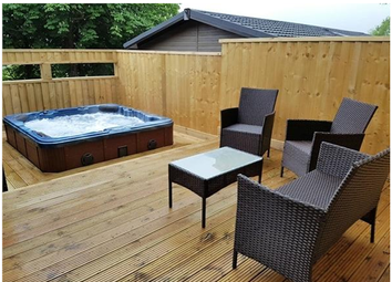 Thumbnail 1 bedroom lodge for sale in Odam Hill, Romansleigh, South Molton