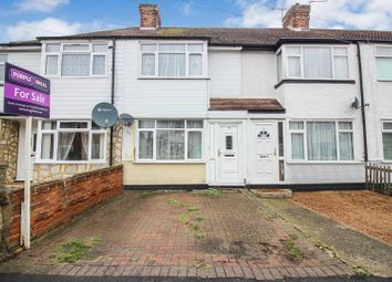 Thumbnail 2 bedroom terraced house for sale in Cranford Avenue, Staines-Upon-Thames
