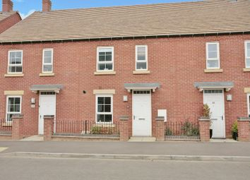 Thumbnail 3 bed terraced house for sale in Longford Park Road, Bodicote, Banbury