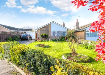 Thumbnail 3 bed detached bungalow for sale in Hale Close, Melbourn, Royston