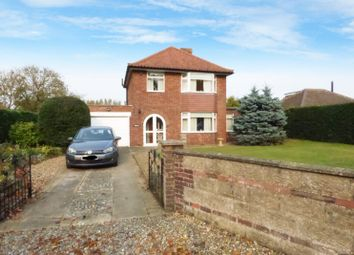 Thumbnail 3 bedroom detached house for sale in Mill Road, Hempnall, Norwich