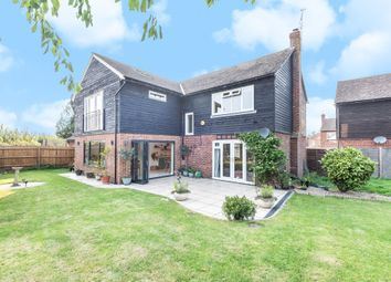 Stoke Mandeville, Aylesbury HP22. 4 bed detached house