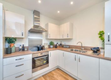Thumbnail 1 bedroom flat for sale in Fen Street, Brooklands, Milton Keynes