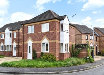 Thumbnail 3 bed detached house for sale in Woodside Avenue, Sleaford
