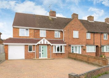 Thumbnail 5 bed semi-detached house to rent in Curzon Avenue, Hazlemere, High Wycombe