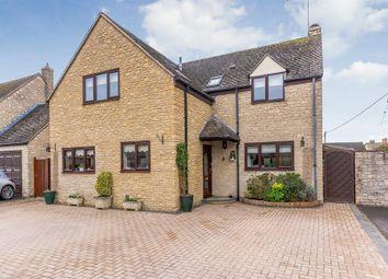 Thumbnail 4 bed detached house for sale in Honeyham Close, Brize Norton, Carterton