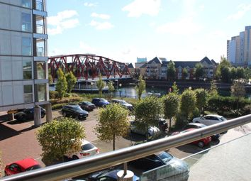Thumbnail 2 bed flat to rent in Nv Building, 98 The Quays, Salford Quays