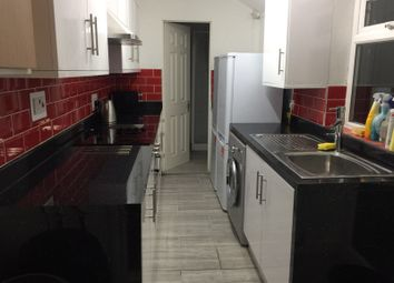 Thumbnail 6 bed terraced house to rent in Bedford Street, Earlsdon, Coventry