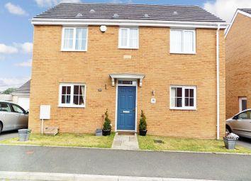 Thumbnail 3 bed detached house for sale in Heol Y Fronfraith Fawr, Broadlands, Bridgend.