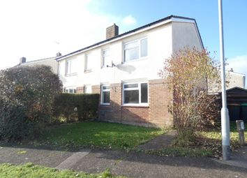 Thumbnail 3 bedroom semi-detached house to rent in Studley Road, Wootton, Bedford