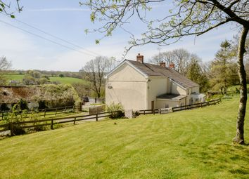 Thumbnail 5 bed detached house for sale in Cwmbach, Whitland