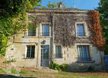 Thumbnail 4 bed property for sale in La Chartre-Sur-Le-Loir, Pays De La Loire, 72340, France