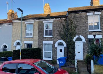 Thumbnail 3 bed terraced house for sale in 20 Caernarvon Road, Norwich, Norfolk