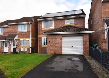 Thumbnail 3 bed detached house for sale in Clos Ysbyty, Cimla, Neath