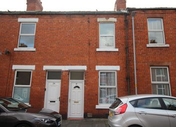 Thumbnail 2 bed terraced house for sale in Bower Street, Off Wigton Road, Carlisle