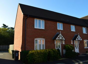 Thumbnail 3 bed end terrace house for sale in Ash Close, St. Georges, Weston-Super-Mare