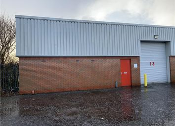 Thumbnail Industrial to let in Unit 13, Portland Place Industrial Estate, Stevenston