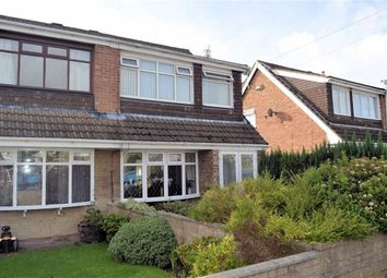 Thumbnail 3 bedroom semi-detached house to rent in Telford Crescent, Leigh, Lancashire