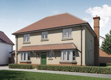"Thumbnail 4 bed property for sale in ""The Copthorne"" at London Road, Great Notley, Braintree"