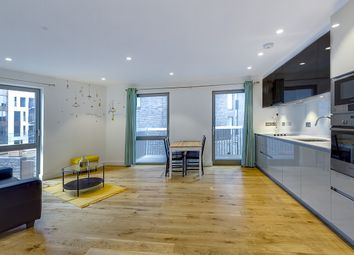 Thumbnail 2 bed flat for sale in Bywell Place, London