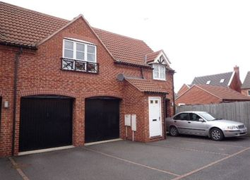 Thumbnail 2 bedroom maisonette to rent in Sharnbrook Avenue, Hampton Vale, Peterborough