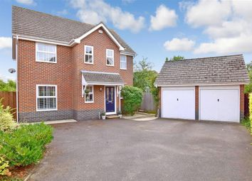 Thumbnail 4 bed detached house for sale in Sharps Field, Headcorn, Ashford, Kent