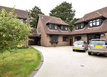 Thumbnail 4 bedroom detached house for sale in Langworth Close, Wilmington, Kent