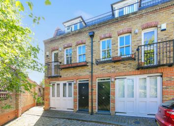 Thumbnail 3 bed mews house to rent in Royal Duchess Mews, London