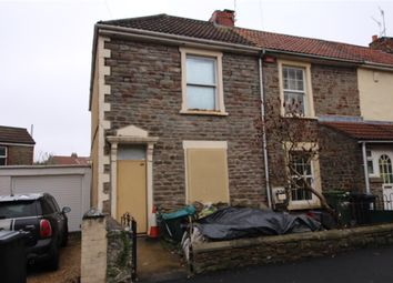 Thumbnail 2 bedroom end terrace house for sale in Pleasant Road, Staple Hill, Bristol